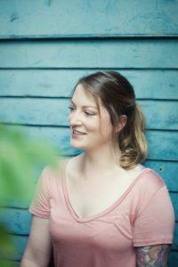 Suzanne Frankenfeld, Foto: Grit Siwonia
